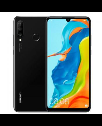"Huawei P30 Lite Black, 6.15 "", LTPS IPS LCD, 1080 x 2312 pixels, Kirin 710"