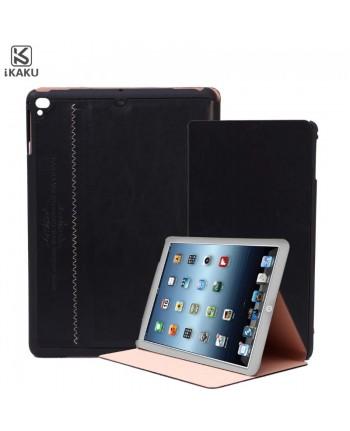 "iKaku Eco-Leather Modern & Slim Tablet PC book case for Huawei MediaPad T3 10"" Black"