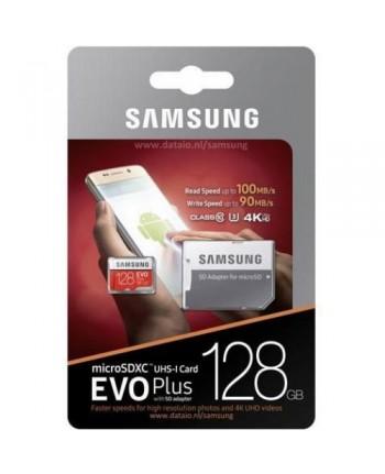 MemoryCard microSD Class 10 128GB