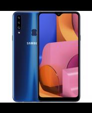 "Samsung Galaxy A20s A207 Blue, 6.5 "", IPS LCD, 720 x 1560, Qualcomm SDM450"