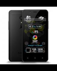 """Allview P4 Pro Black, 4.2 """", HD IPS, 768 x 1280 pixels, Internal RAM 1 GB, 8 GB"""
