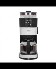 Caso Coffee machine with grinder Grande Aroma 100 Drip, 1000 W, Black
