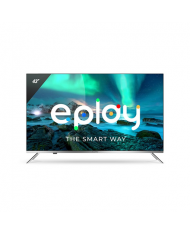 """Allview Smart TV 43ePlay6100-U LED TV, 43"""" (109 cm), Android 9.0, 4K UHD"""