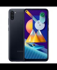 "Samsung Galaxy M11 Black, 6.4 "", PLS TFT, 720 x 1560 pixels, Qualcomm SDM450"