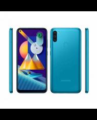 "Samsung Galaxy M11 Blue, 6.4 "", PLS TFT, 720 x 1560 pixels, Qualcomm SDM450"