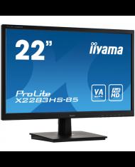 "Iiyama LED monitor PROLITE X2283HS-B5 21.5 "", VA, 1920 x 1080 pixels, 16:9"