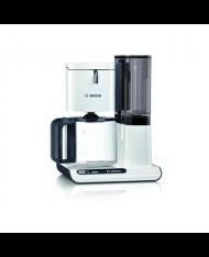 Bosch Styline Coffee maker TKA8011 Electric, 1160 W, 1.38 L, White