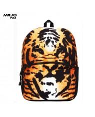 """Mojo """"Tiger"""" Backpack (43x30x16cm) Multi Color"""