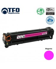 TFO HP 125A CB543A / Canon CRG-716M Magenta Laser Cartridge 1.4K Pages HQ Premium Analog