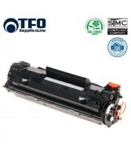 TFO HP CF283X / Canon CRG-737 H Laser Chip Cartridge M225 M125A / MF226dn 2.4K Pages HQ Premium Analog