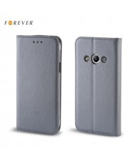 Forever Smart Magnetic Fix Book Case without clip Huawei Y5 Y560 Grey