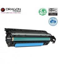 Dragon HP 646A CF031A Cyan Laser Cartridge for CM4540 CM4540f 12.5K Pages HQ Premium Analog