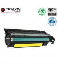 Dragon HP 646A CF032A Yellow Laser Cartridge for CM4540 CM4540f 12.5K Pages HQ Premium Analog