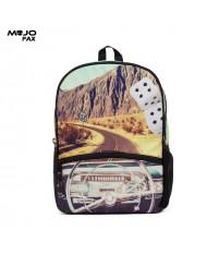 "Mojo ""Classic Crusin"" Backpack (43x30x16cm) Multi Color"