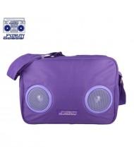 Fydelity Fyd Daily G-Force Bag (35х20х10cm) with Speaker Purple