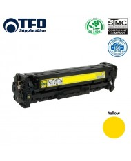 TFO HP CC532A / Canon CRG-718 Yellow Laser Cartridge 2.8K Pages HQ Premium Analog