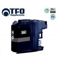 TFO Brother LC123BK (LC-123BK) Black INK Cartridge 16ml for DCP-J132W etc HQ Premium Analog