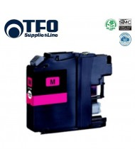 TFO Brother LC123M (LC-123M) Magenta INK Cartridge 10ml for DCP-J132W etc HQ Premium Analog