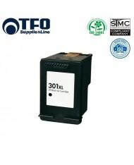 TFO HP 301XL CH563EE Black INK Cartridge 17ml for DeskJet 1050 2050 3050 etc HQ Premium Analog