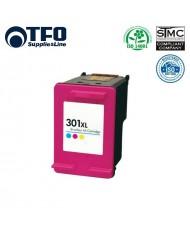 TFO  HP 301XL CH564EE Colour INK Cartridge 18ml for DeskJet 1050 2050 3050 etc HQ Premium Analog