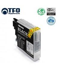 TFO Brother LC1100BK / LC980BK Black INK Cartridge 28ml DCP-385C DCP-145C etc HQ Premium Analog
