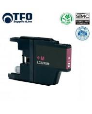 TFO Brother LC1240M Magenta INK Cartridge 12ml DCP-J525W DCP-J725DW etc HQ Premium Analog