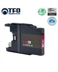 TFO Brother LC1280XL-M (LC-1280XLM) Magenta INK Cartridge 19ml MFC-J5910DW etc HQ Premium Analog