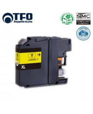 TFO Brother LC525 (LC525XL-Y) Yellow INK Cartridge 15ml DCP-J100 DCP-J105 MFC-J200 etc HQ Analog