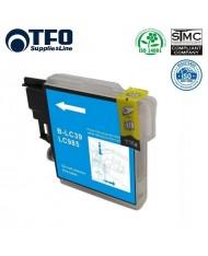TFO Brother LC985C (LC-985C) Cyan INK Cartridge 13ml DCP-J125 DCP-J140W MFC-J220 etc HQ Analog