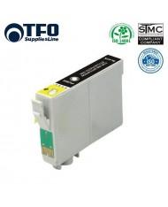 TFO Epson T1291 Black INK Cartridge 18ml (C13T12914010) B42WD SX230 WF-3010DW HQ Premium Analog