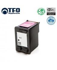 TFO HP 21 C9351AE Black XL INK Cartridge 18ml for DeskJet 3910 F2140 etc HQ Premium Analog