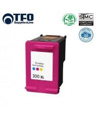 TFO HP 300 XL CC644EE 3-Color INK Cartridge 15ml for DeskJet F2480 D2560 etc HQ Premium Analog