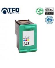 TFO HP 343 С8766EE 3-Color XL INK Cartridge 17ml for DeskJet 5940 460c etc HQ Premium Analog