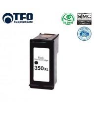 TFO HP 350 XL CB335EE Black INK Cartridge 30ml for DeskJet D4260 J6410 etc HQ Premium Analog