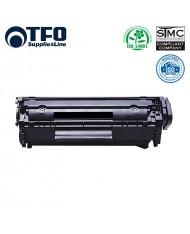 TFO HP Q2612A / Canon FX-10 FX-9 CRG-703 CR-303 CRG-103 Laser Cartridge 2K Pages HQ Premium Analog