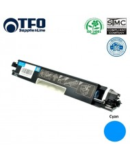 TFO HP 130A CF351A Cyan Laser Cartridge for MFP M176n M177fw 1K Pages HQ Premium Analog