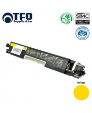 TFO HP 130A CF352A Yellow Laser Cartridge for MFP M176n M177fw 1K Pages HQ Premium Analog
