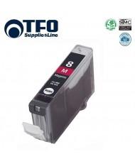 TFO Canon CLI-8M Magenta INK Cartridge 14ml for Pixma ip4200 ip5200 MP500 etc HQ Premium Analog