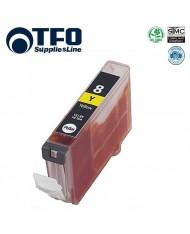 TFO Canon CLI-8Y Yellow INK Cartridge 14ml for Pixma ip4200 ip5200 MP500 etc HQ Premium Analog