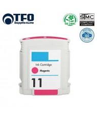 TFO HP 11 C4837AE Magenta INK Cartridge 28ml for Business InkJet 1000 2200 etc HQ Premium Analog
