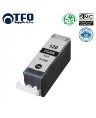 TFO Canon PGI-520BK Black XL INK Cartridge 21ml for Pixma ip3600 etc 2932B009AA HQ Premium Analog