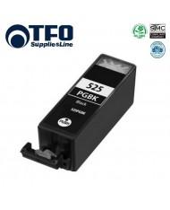 TFO Canon PGI-525BK Black INK Cartridge 21ml for Pixma ip4850 MG5150 ix6550 etc HQ Premium Analog