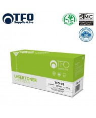 TFO Canon EP-27 EP-26 Laser Cartridge for LBP-3200 MF3110 2.5K Pages HQ Premium Analog