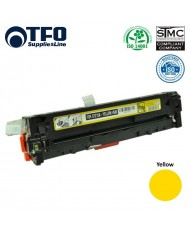 TFO HP 131A CF212A Yellow / Canon CRG-731Y Laser Cartridge M251nw 1.8K Pages HQ Premium Analog