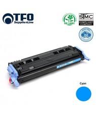 TFO HP Q6001A / Canon CRG-707 Cyan Laser Cartridge 2K Pages HQ Premium Analog