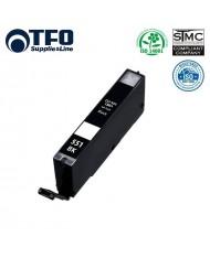 TFO Canon CLI-551BK Black XL INK Cartridge 12ml for Pixma ip7250 etc 6443B001 HQ Premium Analog