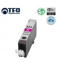 TFO Canon CLI-521M Magenta XL INK Cartridge 11ml for  Pixma ip3600 etc 2935B001AA HQ Premium Analog