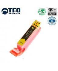 TFO Canon CLI-521Y Yellow XL INK Cartridge 11ml for  Pixma ip3600 etc 2936B001AA HQ Premium Analog