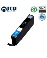 TFO Canon C-551CXL Cyan XXL INK Cartridge 12ml for Pixma ip7250 etc 6444B001 HQ Premium Analog