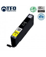 TFO Canon C-551YXL Yellow XXL INK Cartridge 12ml for Pixma ip7250 etc 6446B001 HQ Premium Analog